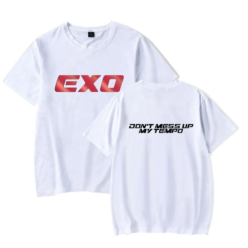 8713d499 Pre-order] Exo-Don't mess up my tempo t-shirt, Entertainment, K-Wave ...