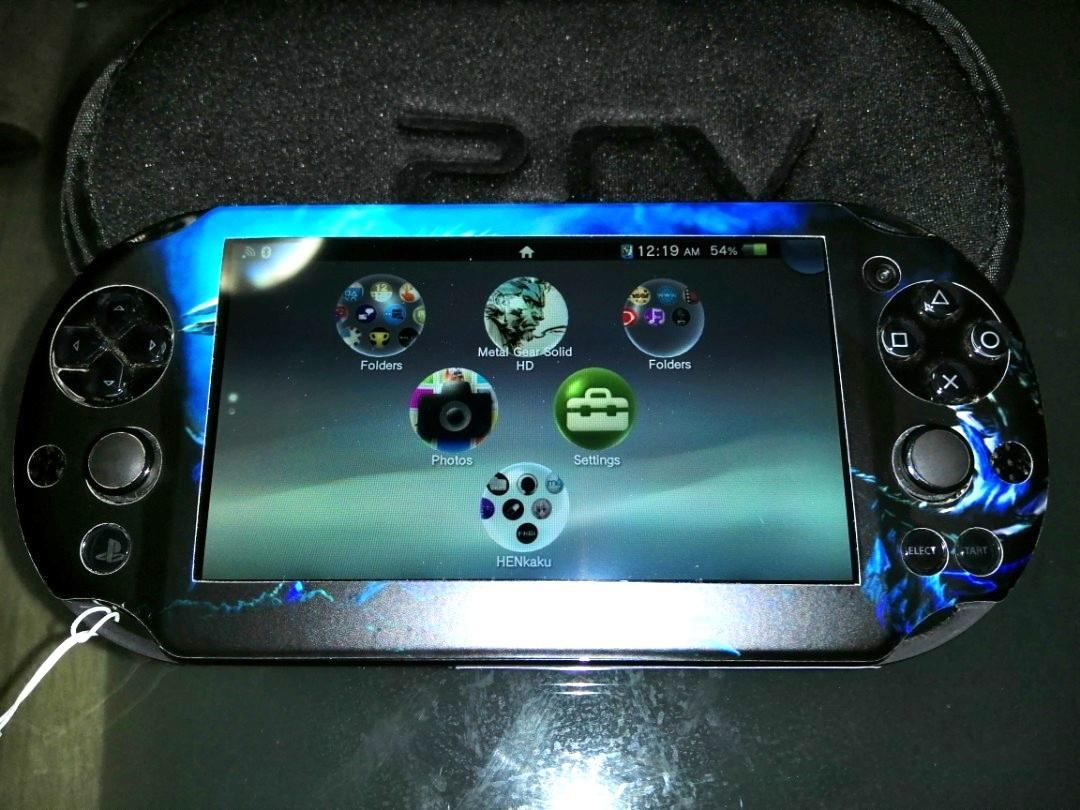 Ps Vita Slim Mod, Direct Download Games, Toys & Games, Video