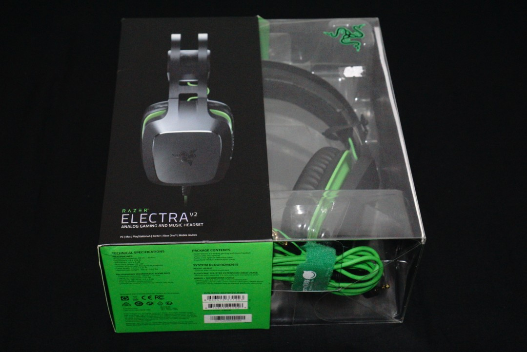 Razer Electra V2 Gaming Headset, Electronics, Audio on Carousell