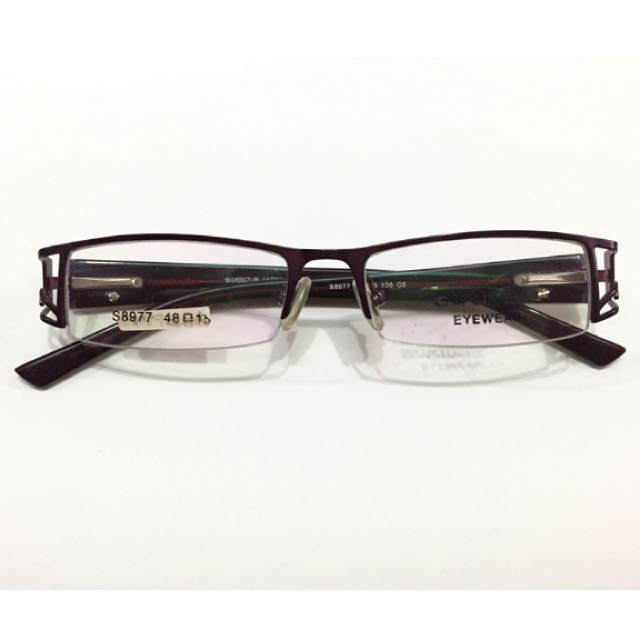 b6f823b1fac SALE TIL 31DEC  PRESCRIPTION SPECTACLES Half Frame   Full Frame ...