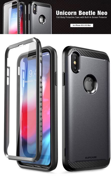 new arrival c6a01 a89fc Supcase Unicorn Beetle Neo Case for iPhone Xs Max