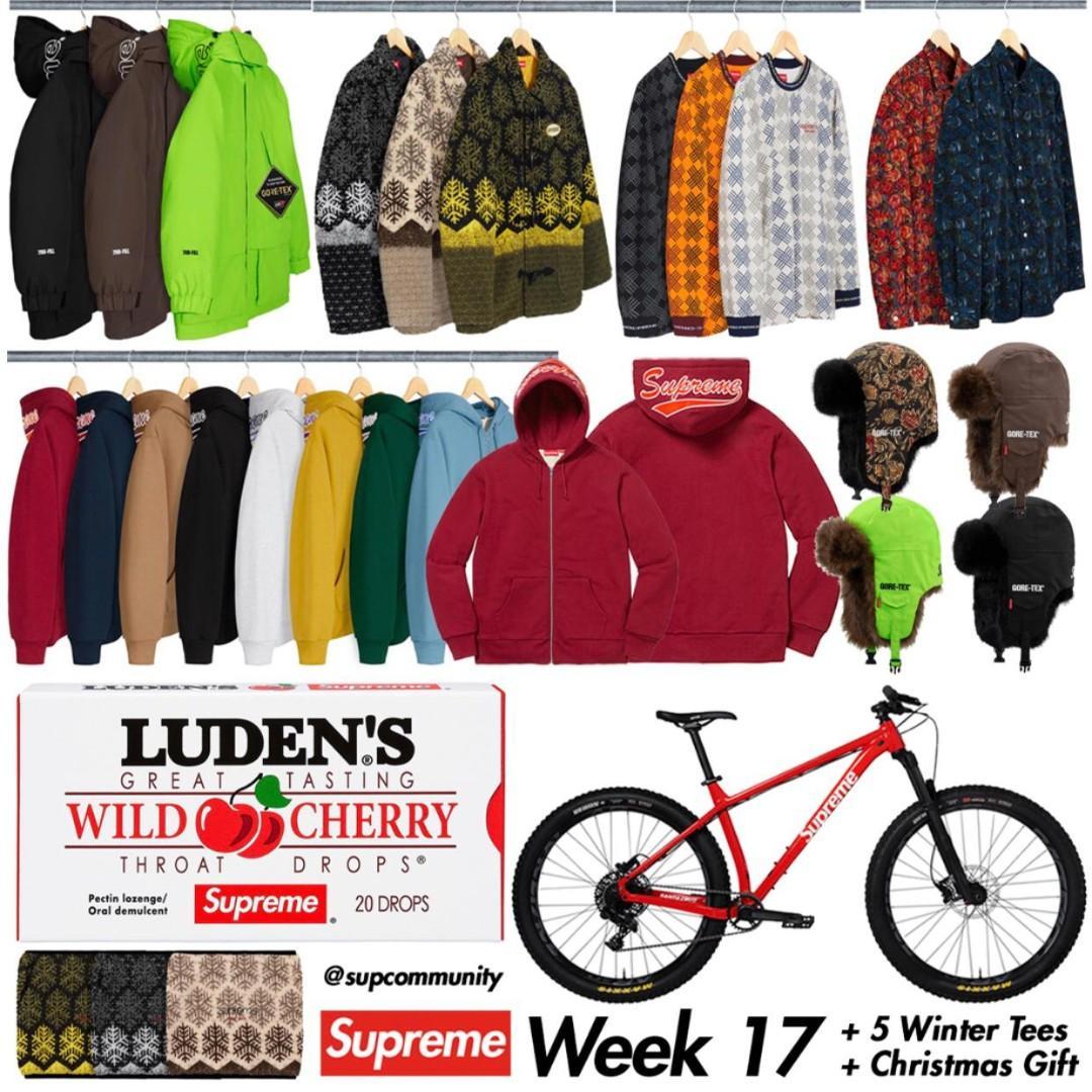 Supreme Week 17 PreOrder