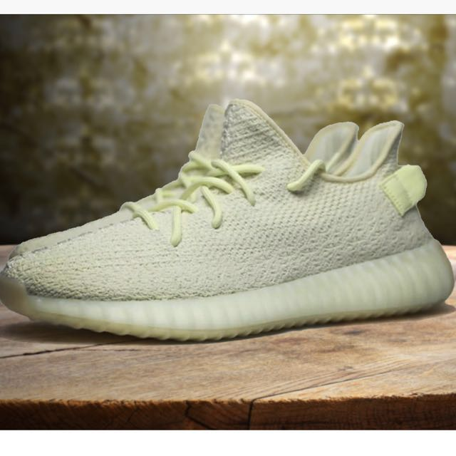 reputable site 43257 ebc00 UK8.5 / US9 - Adidas Yeezy 350 Boost - Butter