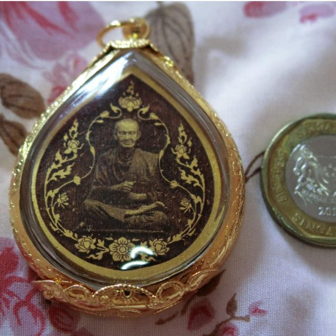 Wat Salaloy CK Thong Chai LP Thuad Somdej Toh Pinewood Rian