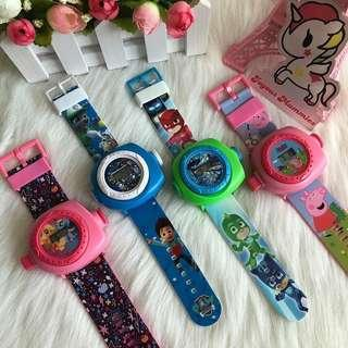 Goodie Bag / Projection Watch