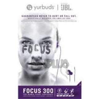JBL Yurbud - Inspire 300 purple BNIB