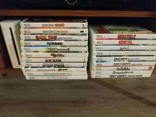 *Reserved* Nintendo Wii games