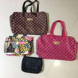 $8 for 4 ladies bags