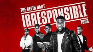 The Kevin Hart Irresponsible Tour - 2 tix to let go!