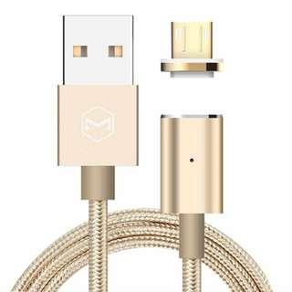 🚚 Authentic Mcdodo Magnetic Data Cable for Android