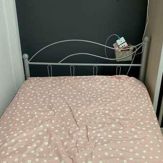 Super Single Metal Bed Frame