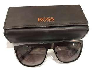 Hugo Boss Brown Gradient sunglasses