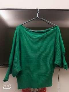 🚚 【新】短版飛鼠針織衫