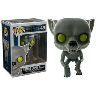 Funko Pop - Harry Potter - Remus Lupin as Werewolf