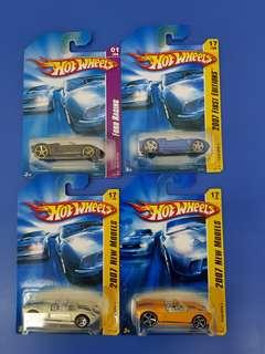 Hot Wheels Ford GTX-1