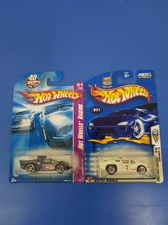 Hot Wheels Chaparral 2D