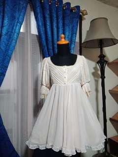 Kawaii snidel dress polyster