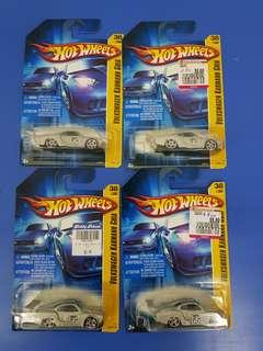 Hot Wheels Volkswagen Karmann Ghia