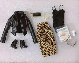 Barbie The look urban jungle outfit set 🔥SALE 🔥