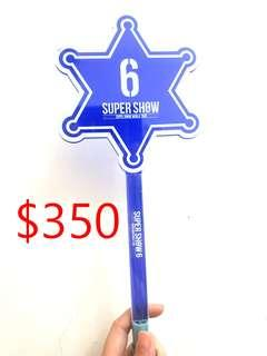 🚚 SJ SUPERJUNIOR SUPERSHOW6 SS6 手燈