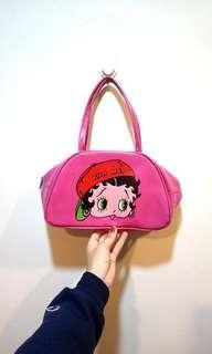 🚚 貝蒂粉紅小包
