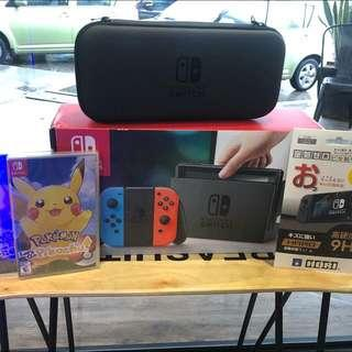 Nintendo Switch bundle promo