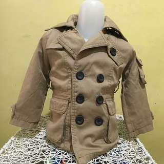 Winter coat kids sz 2 th