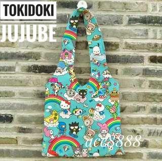 Tokidoki JuJuBe Tote Bag Custom