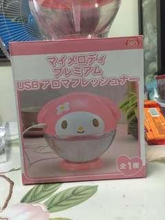 "My Melody ~ 日版 USB ""Melody"" 香氛机"