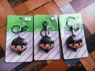 GOT7 Voice Keyring Official Goods - Jackson