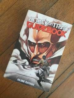 Attack on Titan Guide Book