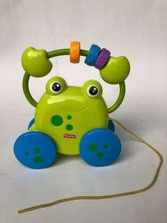 Fisher price frog