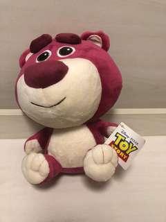 Toy story 勞蘇公仔 star berry bear 全新NEW