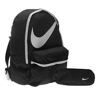 Nike Backpack with Pencil Case