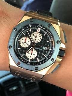 Audemars Piguet ap Novelty ROO 44mm Rose gold