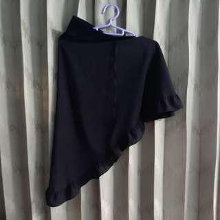 Hijab Rempel Pet Tali (NETT)