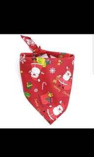 Pet Dog Christmas Bandana