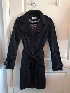 Black Coat - Size 6