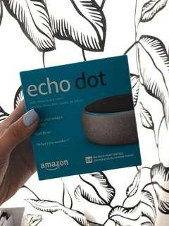Echo dot from Amazon
