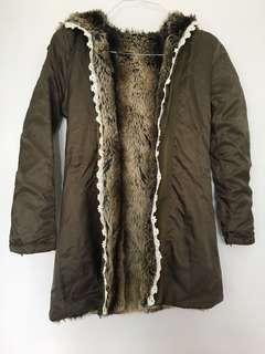 Parka (Fall & Winter Jacket w. Lining)