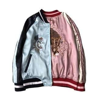 EMBROIDERED JACKET #NEW99 #JAN55