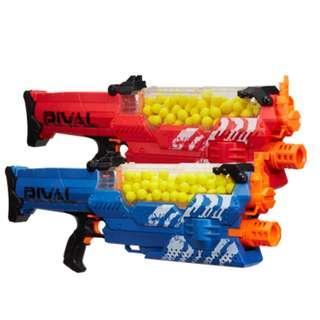 Nerf Rival Nemesis MXVII-10K, Blue & Red