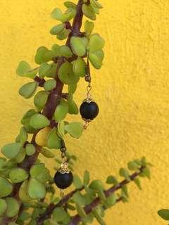 Mini ball earrings