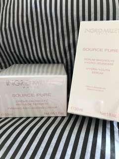 INGRID MILLET PARIS Skincare Cream & Serum