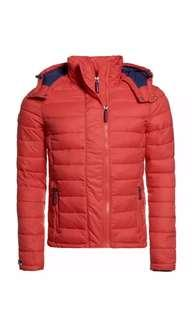 Superdry mens jacket