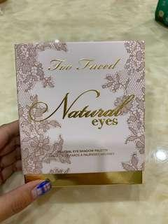 🚚 Too faced 眼影盤