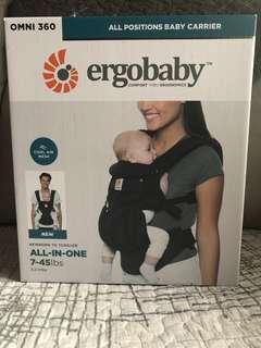 Ergobaby omni 360黑色孭帶