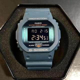 NEW🌟ARRIVAL in GSHOCK PRINCE : 1-YEAR OFFICIAL WARRANTY: 100% Original Authentic G-SHOCK In Stealth Matt Resin Band : Best For Most Rough Users & Unisex : DW-5600CC-2 / DW-5600 / DW5600 / DW5600BB / G-SHOCK / GSHOCK DIVER WATCH