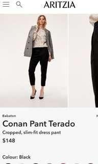Aritzia babaton pants
