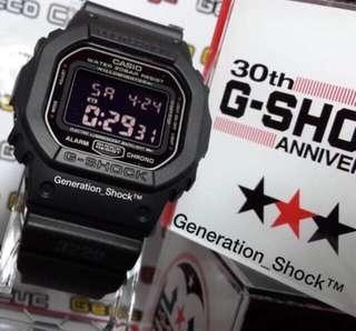 GSHOCK🌟PRINCE DIVER SPORTS WATCH : 1-YEAR OFFICIAL WARRANTY : 100% Original Authentic G-SHOCK DEEP BLACK Stealth Matt in ABSOLUTELY TOUGHNESS Best For Most Rough Users & Unisex: DW-5600MS-1 / DW5600MS / DW-5600BB / DW-5600 / DW5600 / GSHOCK DIVER
